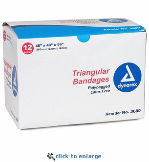 Sling - Triangular Bandage (Sold Individually)