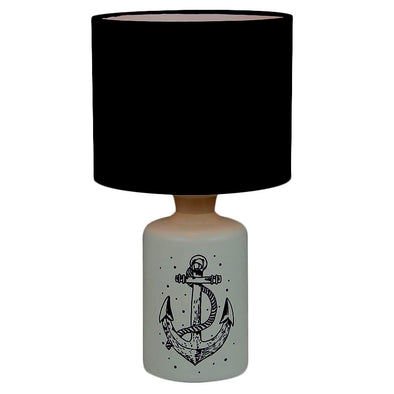 Electric Anchor Jug Table Lamp