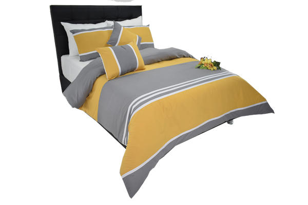 Duvet Ambar Semi Doble