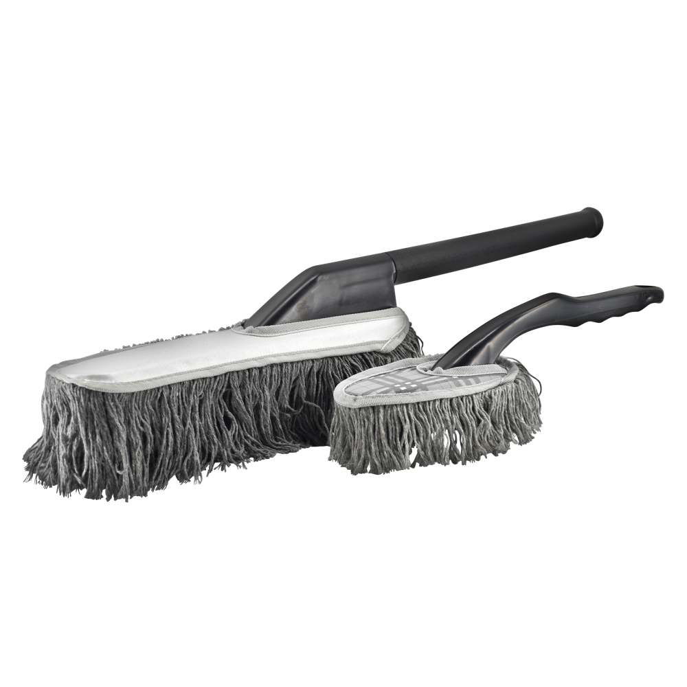 CONCOURSE CAR DUSTER: Large / Mini / Set
