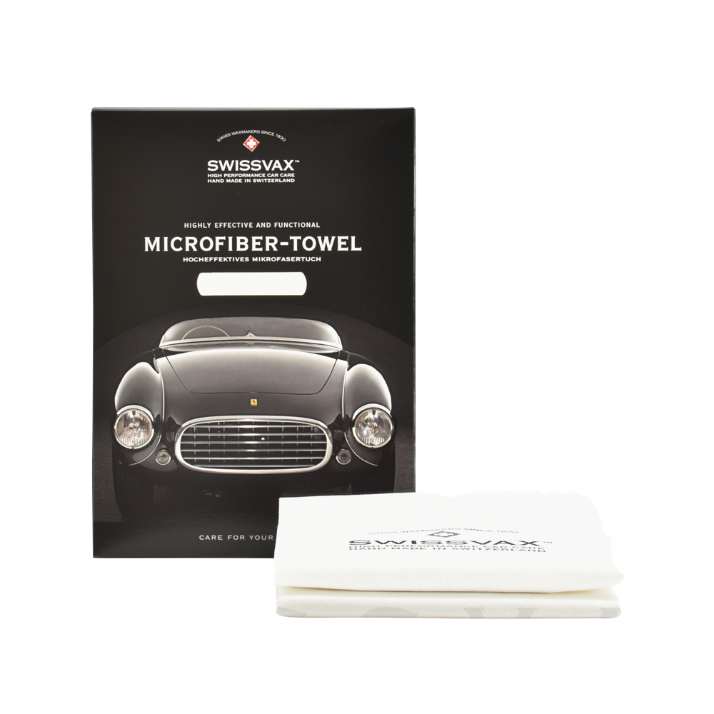MICRO-GLASS CLOTHS - Twin pack