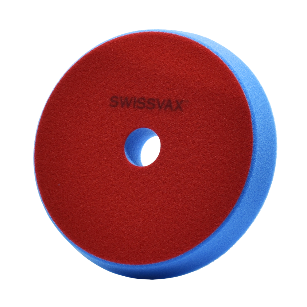 POLISHING-PAD MEDIUM blue