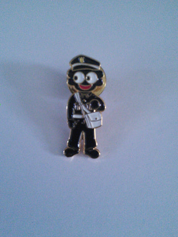St John's Ambulance Golly Pin Badge