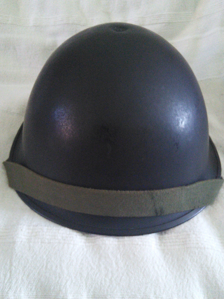 Original British Infantry MK 4 Helmet, dated 1952