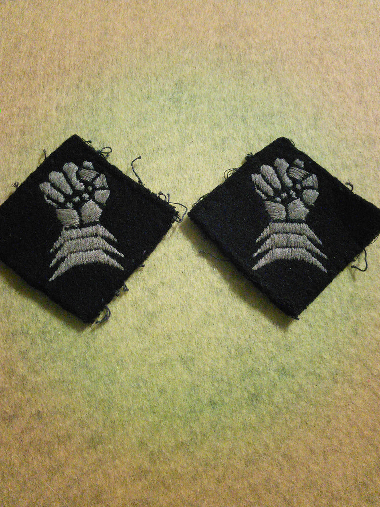 Original WW2 Division patches British 6th Armoured Division
