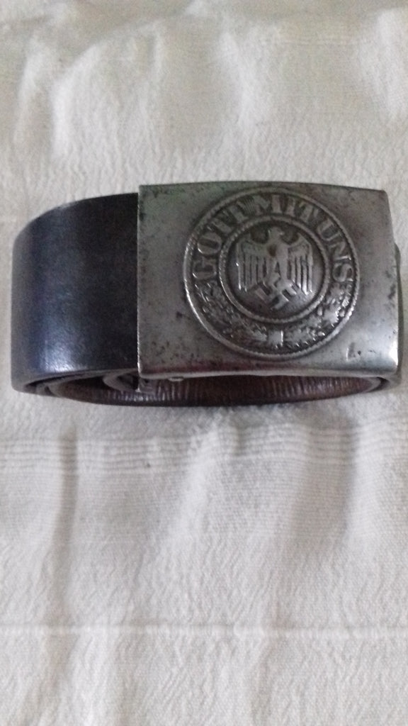 Nazi German Infantry Belt 1937