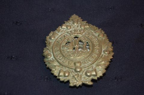 The Argyll and Sutherland Highlanders Cap Badge, WW2