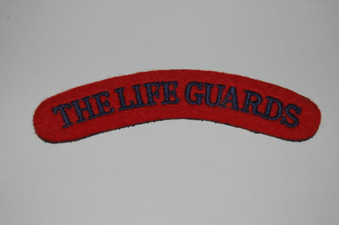Life Guards Shoulder Title