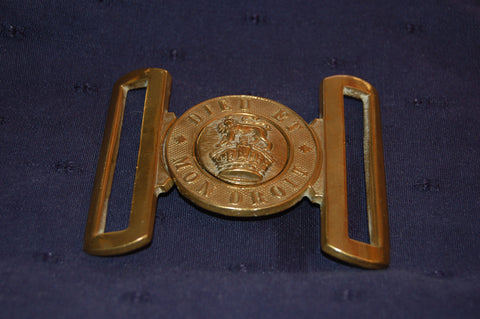 General Service Corps Full Parade Dress Belt Buckle, circa to 1952