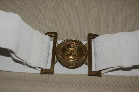 Royal Marines Full Parade Dress Belt