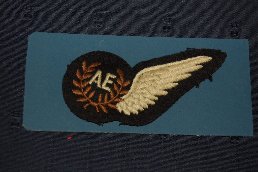 Royal Air Force 'Air Electronics Officer'