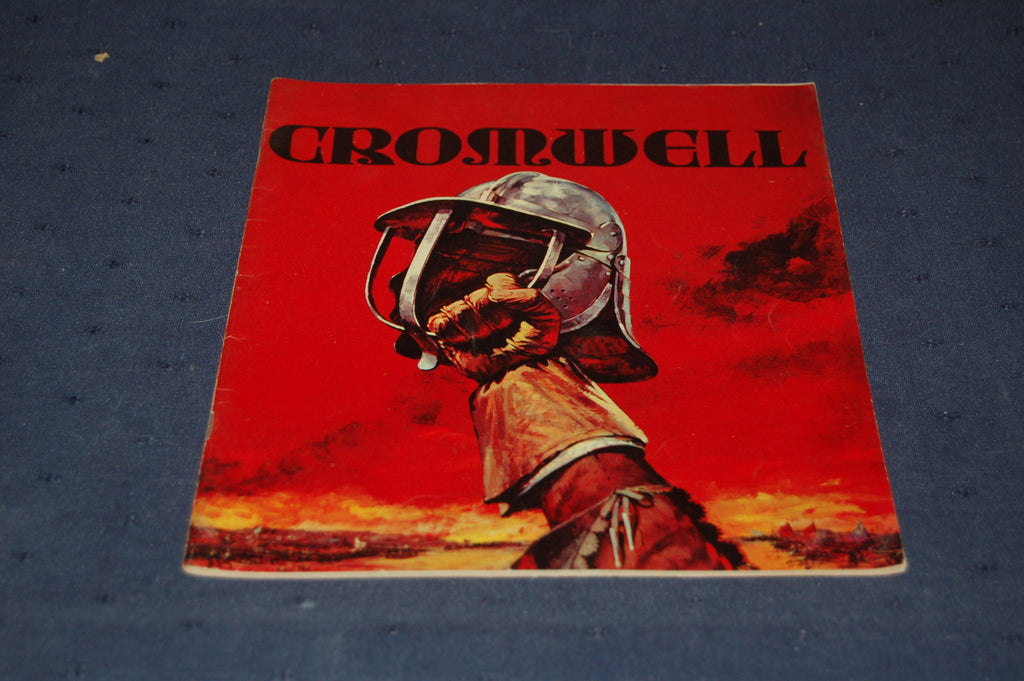 Tie-in publication of 'Cromwell', 1970 British movie