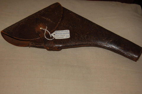 British Officer's Revolver Holster