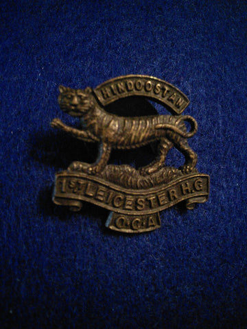 Original badge 1st Leicester Home Guard Old Comrades Association