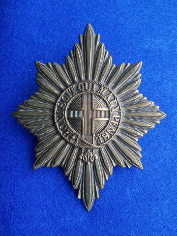 The Coldstream Guards Puggaree badge