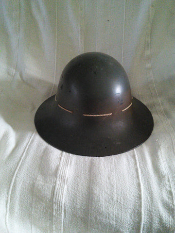 Original WW2 British Homefront helmet dated 1941