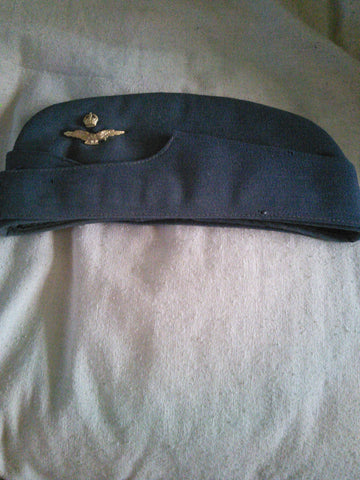 WW2 RAF Officer's Field Service Cap (private purchase overseas)