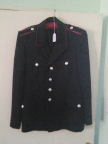 West German Fire Brigade Tunic