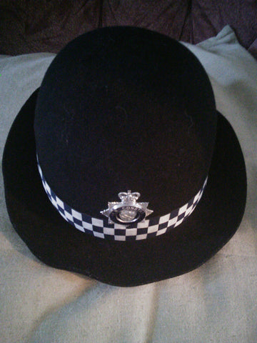 Norfolk Constabulary WPC Hard Hat 1980s