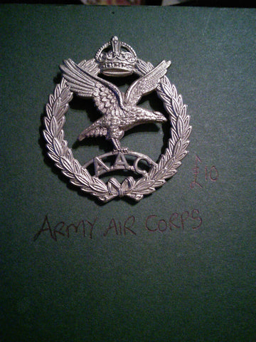 Cap badge Army Air Corps