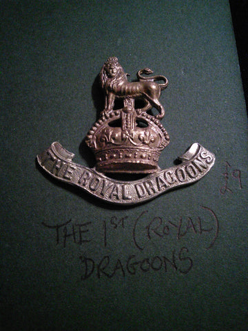 The 1st (Royal) Dragoons