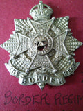 The Border Regiment original cap badge