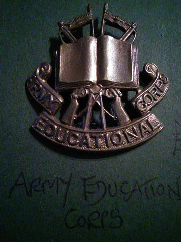 Army Educational Corps cap badge