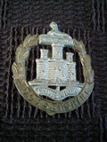 Cap badge - The Dorsetshire Regiment