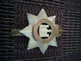 Cap badge - The Devonshire Regiment