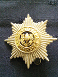 The Cheshire Regiment Sta-Brite Cap Badge