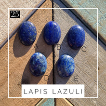 Load image into Gallery viewer, Lapis Lazuli Oval Cabochons