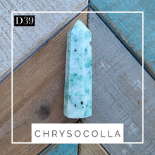 Load image into Gallery viewer, Chrysocolla Tower