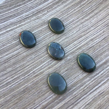 Load image into Gallery viewer, Bloodstone Oval Cabochons