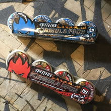 Load image into Gallery viewer, Spitfire Formula 4 Conical Full Wheel | 52mm - 53mm - 54mm- 56mm | 99a -101a