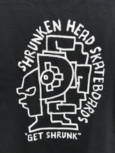 Load image into Gallery viewer, Shrunken Head Gonz Tee - Black