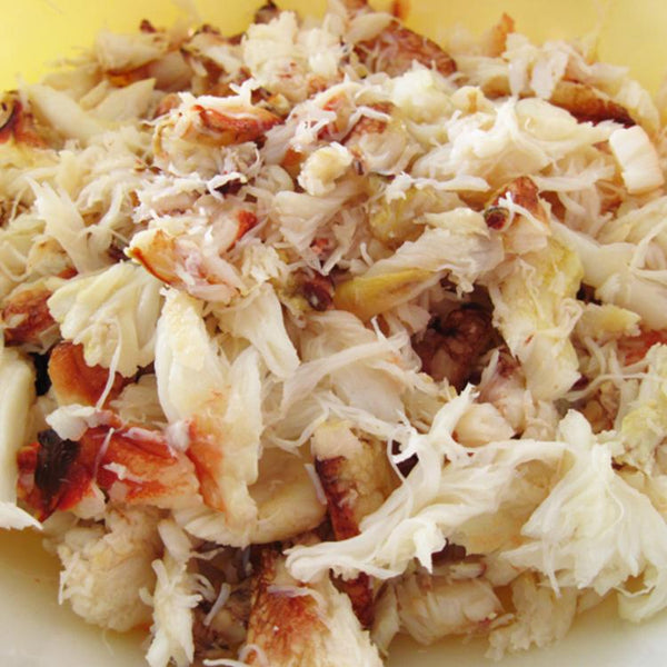 Wild Pacific Dungeness Crab Meat