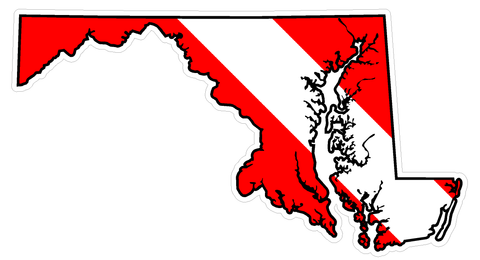 Diver Down Flag States