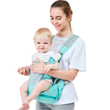 Baby Carrier Hip Seat Baby Care Product Animal Breathable Sling Wrap Hip Seat Baby Soft Carrier