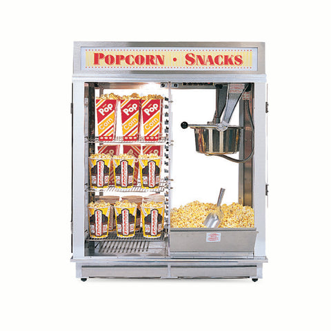 Popcorn Staging Cabinets