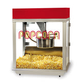 Gold Medal Econo-Pop 14oz Popcorn Popper Machine (2121NS)