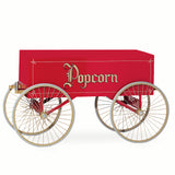 "Gold Medal 48"" Red Wagon for Gay 90s Popcorn Popper (2129)"