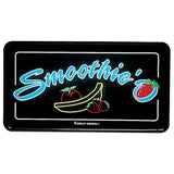Gold Medal Neon Smoothie Sign (2184)