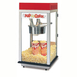 Gold Medal 12oz Red Whiz Bang Commercial Popcorn Popper (2214)