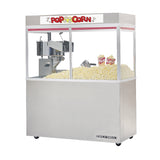 "Gold Medal 48oz 48"" Stadium Style Enclosed Popcorn Cornado (2228ED)"