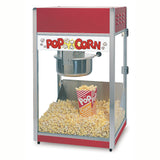 Gold Medal 8oz Econo Popper Popcorn Popper Machine with PowerOff Control (2388A)