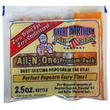 Great Northern Case 24x2.5oz Popcorn Portion Packs