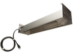 "Nemco 24"" Single Infrared Strip Heater with Cord and Plug (6150-24-CP)"