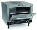 Nemco Countertop Pizza oven with 19-inch Square Decks (6205)