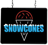 Benchmark Ultra-Brite LED Snow Cones Sign (92003)