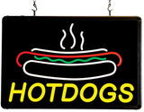 Benchmark Ultra-Brite LED Hotdogs Sign (92002)